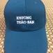Mũ thêu logo đẹp