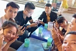 Đại Minh Team Building