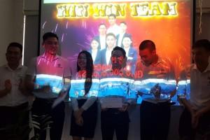 Sàn bất động sản Đại Minh trao thưởng tháng 2 năm 2020