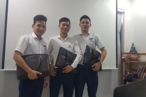 Đại Minh Chúc mừng nhân viên xuất sắc tháng 8 đạt doanh thu trên 50 triệu