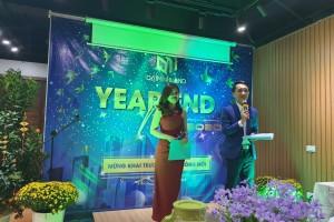 Tiệc tất niên sàn BĐS Đại Minh năm 2020