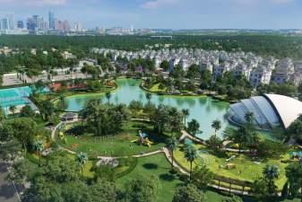 Vinhomes Green Villas biệt thự sinh thái hàng đầu khu vực phía tây
